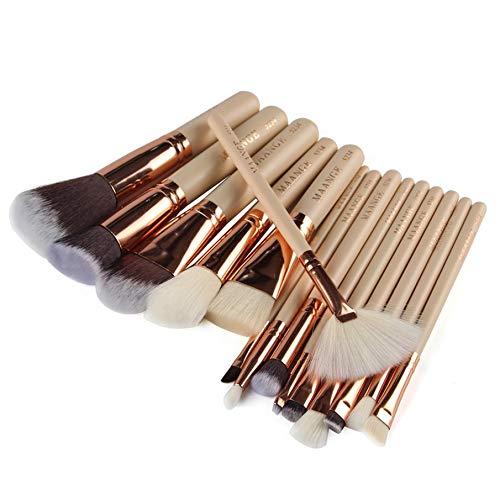 KNOSSOS 15 Make-up-Pinsel Rose Gold Tube Brush