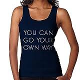 Photo de Fleetwood Mac Go Your Own Way Lyrics Women's Vest par Coto7