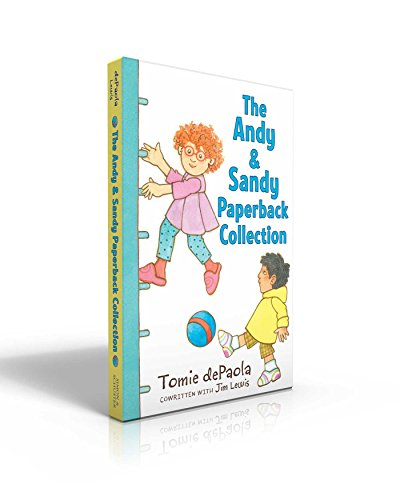 The Andy & Sandy Paperback Collection: When Andy Met Sandy; Andy & Sandy's Anything Adventure; Andy & Sandy and the First Snow; Andy & Sandy and the Big Talent Show (An Andy & Sandy Book) (Muppet Show Beste)