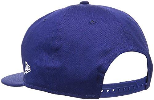 New Era Los Angeles Dodgers OTC Gorra, Unisex, Azul/Blanco, S/M
