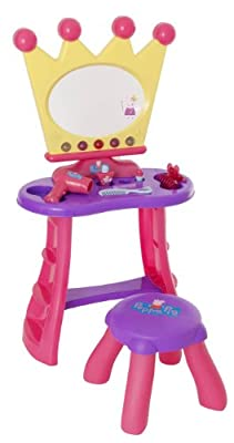 Peppa Pig Dressing Table - inexpensive UK light store.