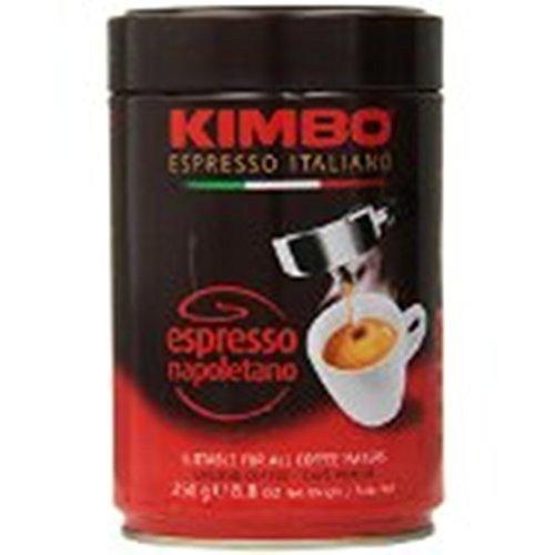 KIMBO Espresso Italiano 4 x 250g Dose gemahlen