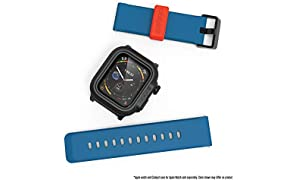 Catalyst Impermeable Pulsera de 42 mm para la Serie 1 y 2 (Blueridge/Sunset)