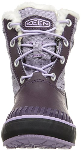 Keen Elsa Boot WP Youth plum/pastel lilac NA PLUM/LILAC PASTEL