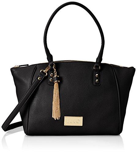 LIU JO MINORCA SHOPPING BAG A66075E0086-22222 Black