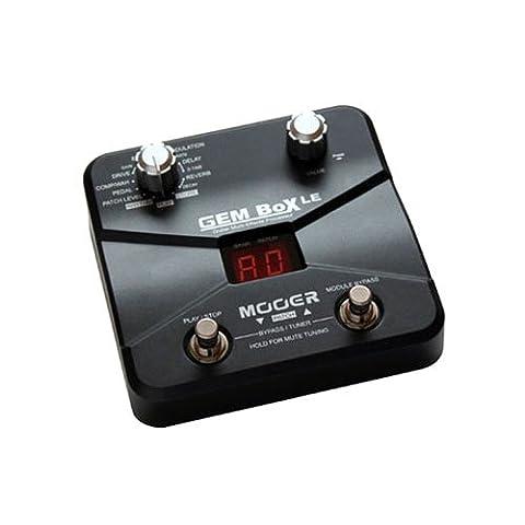 Mooer GEM Box LE - Guitar Multi-Effects Processor