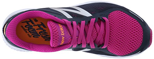 New Balance Women's Fresh Foam Zantev2 Running Shoe Pink/Black