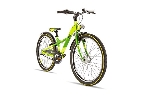 Kinderfahrrad 24 Zoll XXlite pro 24 3-S | Fahrrad für… | 04250884952605
