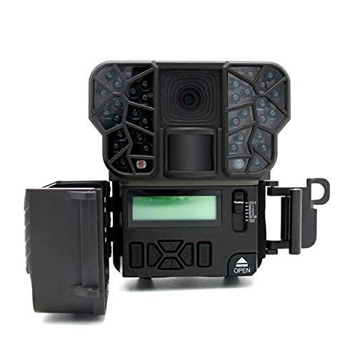 BTSSA Bewegungsmelder Fotofalle Überwachungskamera Wildkamera Nachtsicht 52° Weitwinkel 10 MP 1280P wasserdicht kabellos 0,7 Sekunden Auslösezeit,