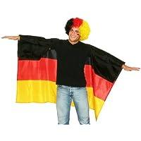 Rubies 6190417 - Poncho Deutschland