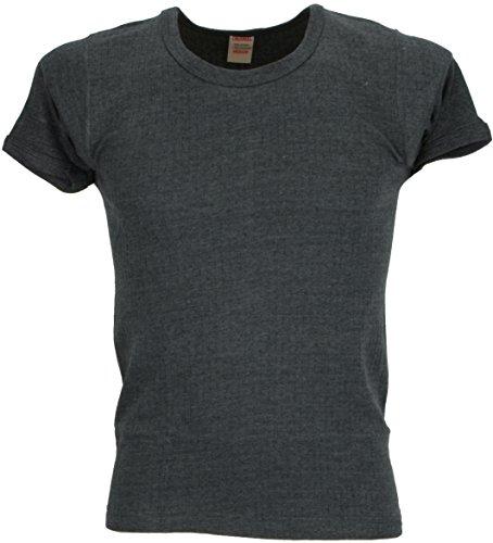 Generic Herren T-Shirt Grau Grau Grau - Grau