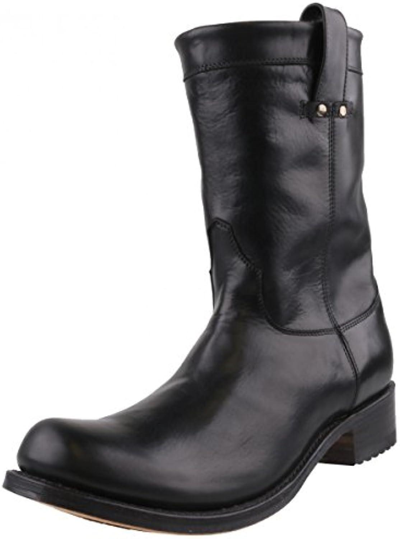 Sendra Herren Stiefel 7133 schwarz  Billig und erschwinglich Im Verkauf