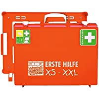 Söhngen 3001155 Erste-Hilfe-Koffer MT-CD, DIN 13169, B 40 x H 30 x T 15 cm, orange preisvergleich bei billige-tabletten.eu
