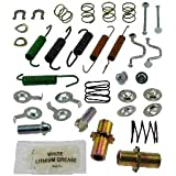 Carlson Quality Brake Parts 17395 Drum Brake Hardware Kit by Carlson