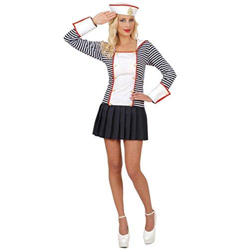 Costume ragazza da sogno costume sexy marinaio donna un abito marinaio - L 46/48