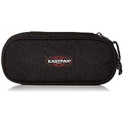 Eastpak Oval Single Trousse, 22 cm, Noir (Black)