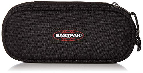 Eastpak Mäppchen Oval Single, black, 22 x 5 x 9 cm, EK717008