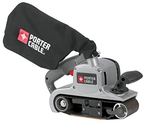 PORTER-CABLE 352VS 8 Amp 3-Inch-by-21-Inch Variable-Speed Belt Sander with Cloth Dust Bag by PORTER-CABLE