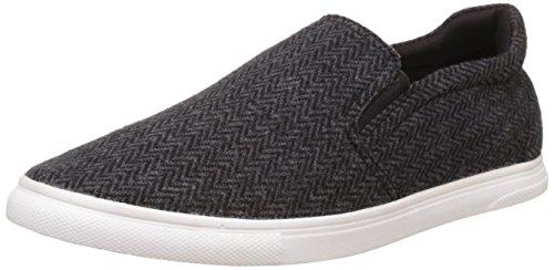 Franco Leone Men's Grey Sneakers - 8 UK/India (42 EU)