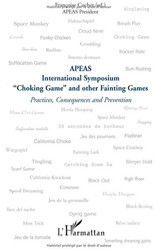 Choking game and other fainting games