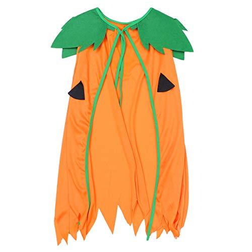 Aviator Kinder Kostüm - Happyyami Kinder Kürbis Kostüm Halloween Kürbis Cape Kostüme Kinder Halloween Cosplay kostüm Zubehör für Kinder Halloween Party Dekoration