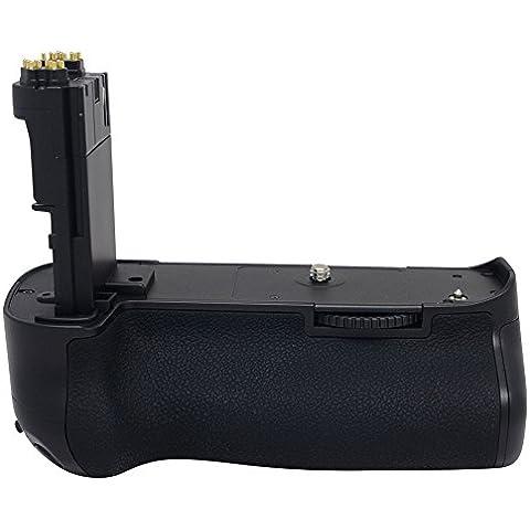 Mcoplus MK-5DIII profesional de la batería Vertical Grip para Canon EOS 5D Mark III 3 5 como BG-E11