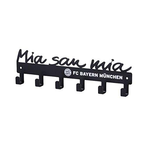 FC Bayern München Schlüsselbrett / Hakenleiste / Schlüsselboard / Key Board aus Eisen FCB