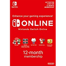 Nintendo Switch Online Membership - 12 Months | Switch Download Code