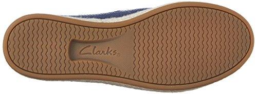 Clarks Azella Prosper Oxford Blue