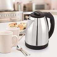 BMS Lifestyle Fast Boiling Tea Kettle Cordless, Stainless Steel Finish Hot Water Kettle – Tea Kettle, Tea Pot