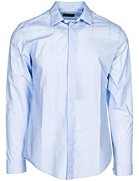 Amazon.fr   Emporio Armani - Chemises   T-shirts, polos et chemises ... 1894b36fbd