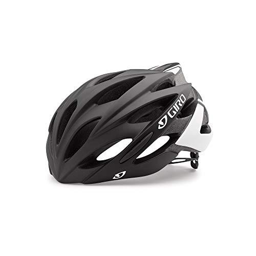 Giro Unisex Fahrradhelm Savant, matt black/white, 59 - 63cm, 7055009