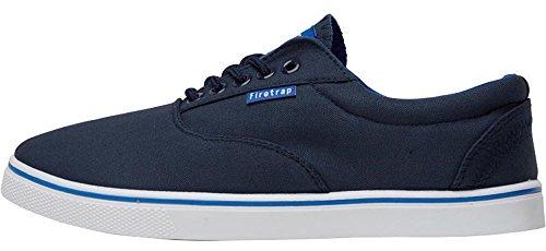 Firetrap , Baskets mode pour homme Navy/White/Light Blue