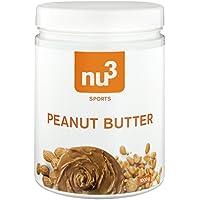 nu3 Erdnussbutter / Peanut Butter Vegan und ohne Zucker oder sonstige Zusätze