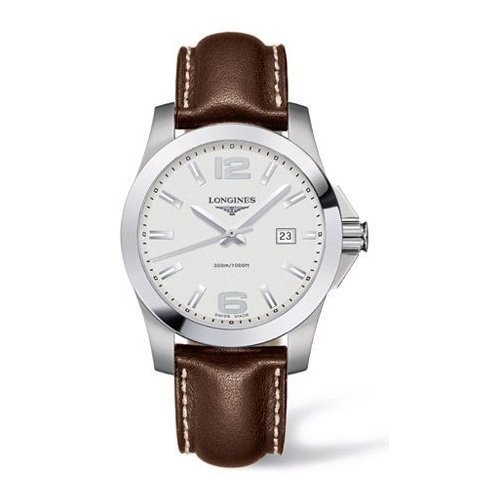 longines-conquest-mens-quartz-watch-with-silver-dial-analogue-display-and-silver-stainless-steel-bra