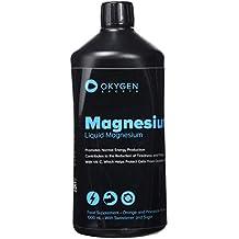 Okygen Sports Magnesio, Sabor Naranja y Piña - 1000 ml