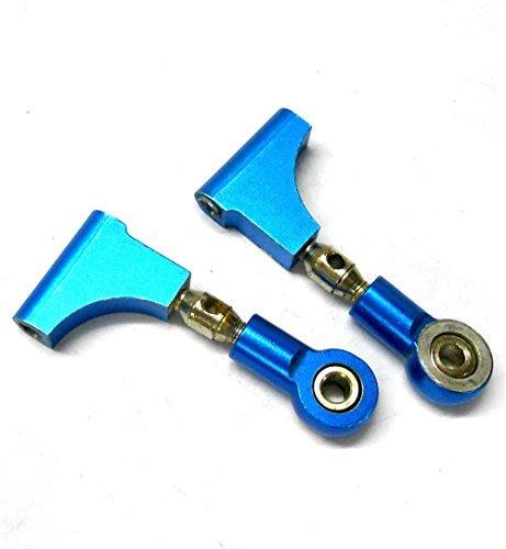 82909 / 82818 Aluminium Supérieure Avant Suspension Bras x2