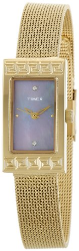 Timex Empera Analog Purple Dial Women's Watch-E510 image