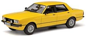 Corgi 1:43 Ford Cortina MkIV 2.0S Signal Car Model (Yellow)