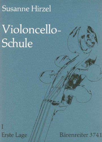 : Erste Lage: Lehrgang für Anfänger und Fortgeschrittene bis zur 7. Lage (Cello Anfänger Musik)