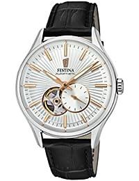 29fd365512a5 Festina Reloj Análogo clásico para Hombre de Automático con Correa ...
