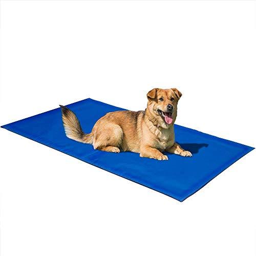 Pets Collection Selbstkühlende Gelmatte für Hunde und Katzen, XL