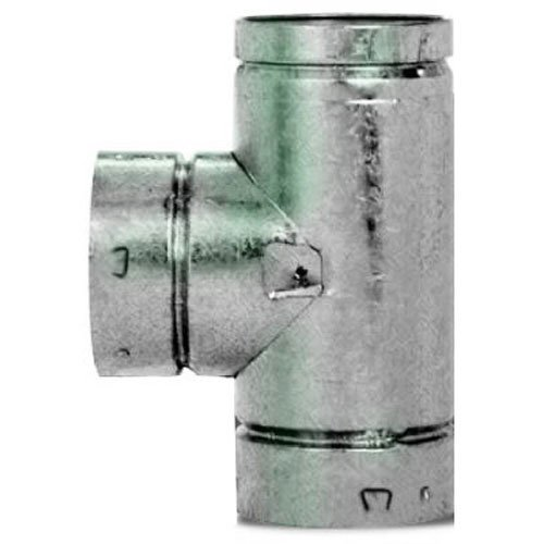 Selkirk (Corp 103100 Gas Vent Tee, 3 Zoll -