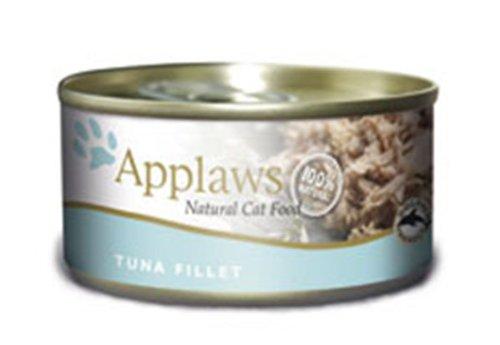 Applaws | Thunfischfilet Dose | 24 x 70 g