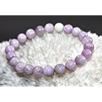 Bracelet Kunzite 8 MM Birthstone Handmade Healing Power Crystal Beads preisvergleich bei billige-tabletten.eu
