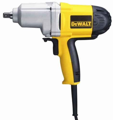 DeWalt 710 Watt Schlagschrauber (sehr hohes Drehmoment von 440 Nm in beide Laufrichtung, robust, Dauereinsatz möglich, inkl. 1/2 Zoll Außenvierkant-Aufnahme), DW292
