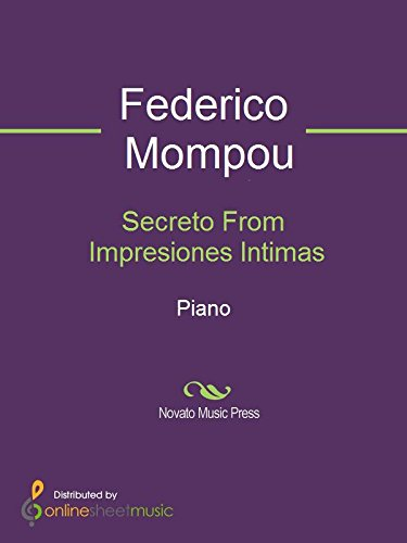 Secreto From Impresiones Intimas