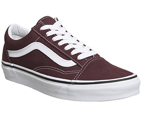 Vans Old Skool Camo Dress Blues Red White 9 UK: Amazon.co