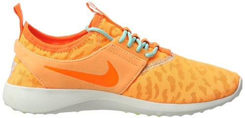 Nike 844973-800, Orange Chaussures Sport Femme