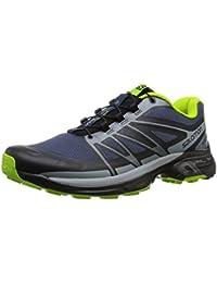 Salomon L38155500, Zapatillas de Trail Running para Hombre